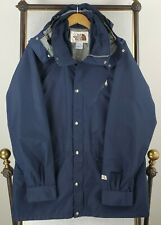 VTG THE NORTH FACE Size XL Gore-Tex Made in USA Mens Brown Label Hooded Jacket