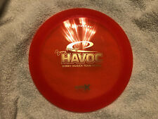 Latitude 64 orange opto x havoc 174g 8/10 Disc golf