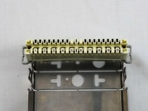 LSA Trennleiste 2/10 für 10 DA / Doppeladern TL2-10OF