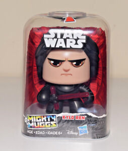 Mighty Muggs Kylo Ren Star Wars The Force Awakens EP7 Hasbro NEW in Stock #6