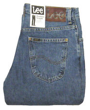 LEE Jeans W 30 L 30 Brooklyn Straight Stonewash blau L4524444 100% Baumwolle