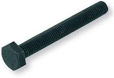 Metric M6 X 50mm Full Thread Hex Grade 8.8 Bolt Pack of 5