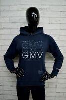 Felpa GIANMARCO VENTURI Donna Taglia Size XXL Pullover Maglione Cardigan Sweater