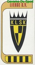 167 ARMOIRIES ECUSSON LOGO BELGIQUE LIERSE.SV STICKER FOOTBALL 1983 PANINI