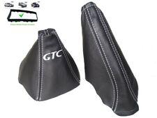 Gear Handbrake Gaiter Plastic Frame For Opel Vauxhall Astra H 04-15 White GTC