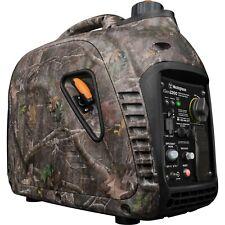 Open Box Westinghouse iGen2200 Portable Inverter Generator - TrueTimber Camo