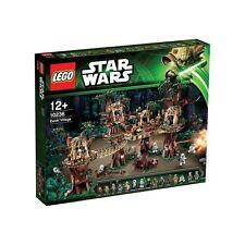 LEGO STAR WARS EWOK VILLAGE 10236 UCS EXCLUSIVE RETIRED SET BRAND NEW SEALED