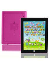 KIDS FIRST TABLET EDUCATIONAL TOY LEARNING COMPUTER TOY CHILDRENS LAPTOP  Pink