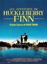HUCKLEBERRY FINN Bande Annonce / Pellicule Film Cinéma / Trailer ELIJAH WOOD