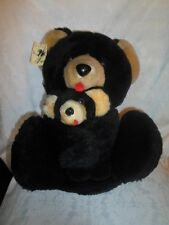 "Keepsake from the Smokey Mountains Bear & cub 14"" Plush Soft Toy Stuffed Animal"