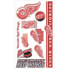 Detroit Red Wings Temporary Tattoos