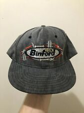 Vintage 90s Home Improvement Binford Tools Tv Promo Denim Snapback Hat Cap Usa