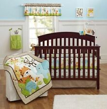Jungle Cot Nursery Bedding