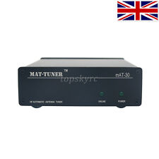 mAT-30 120W Automatic Antenna Tuner Auto Tuner Automatic Ham Radio for Yaesu UK