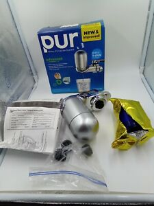 Water Filtration Advanced System With Mineral Clear  FM-4100B Open Box silver