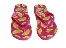 Girls Gap Flip Flops GIRLS Youth Size 12-13 Pink   Sparkle glitter
