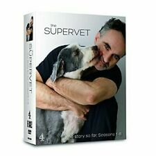 The Supervet Story 1 - 8 Seasons (DVD, 2017, 17-Disc Set)