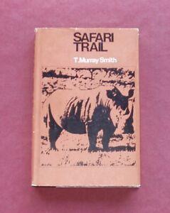 BIG GAME - SAFARI TRAIL - NIMROD SMITH HUNTER ELEPHANTS IVORY AFRICA