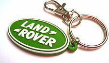 Land Rover porta chiavi emblema in gomma Freelander Range Evoque Defender