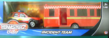 NEW TEAMSTERS FIRE & RESCUE INCIDENT TEAM CAR & TRAILER