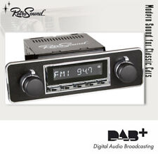 "RETROSOUND ""SAN DIEGO"" DAB+ Radio im ""TRIM"" Design Bluetooth USB AUX-IN Tuner"