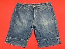 🌸 A.N.A.  ... Cotton  Denim  Blue  Jean  Shorts ... Size  16 🌸