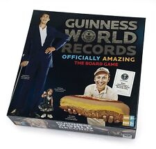 GUINNESS WORLD RECORDS FAMILY BOARD GAME BRAND NEW SEALED AGE 8+ PAUL LAMOND