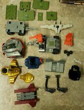 Vintage 1980's GI Joe Accessories Lot Vehicles