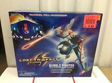 Lost In Space Eagle One Bubble Fighter w/Blazing Lights and Battle Sounds SEALED