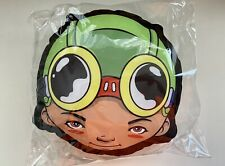 Hebru Brantley Fly Boy Pillow Plush Nevermore Park Toy Collectible Rare Limited