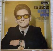 Roy Orbison - Oh Pretty Woman - London Monument  - HA U 8207 - UK 1964 Vinyl LP