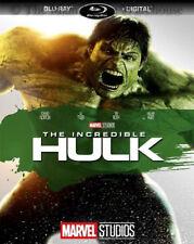 Marvel 2008 MCU Movie The Incredible Hulk Edward Norton Blu-ray & Digital Copy