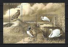 Moldavie 2003 Oiseaux Yvert bloc n° 32 neuf ** 1er choix