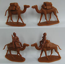 British Gordon Relief Expedition Mounted (Camel) Infantry Set 3 plastic soldiers