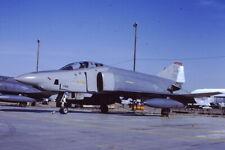 SET OF 12 MILITARY AVIATION SLIDES ALL PHANTHOM RF-4C F-4D/E/G USAF TAKEN IN '90