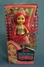 Toys New Mattel Barbie Rock N Royals Doll Chelsea