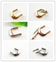 New Stainless Steel Watch Strap Pin Buckle Band Clasp For 10-22 mm Three Colors