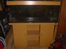 Juwel Rio 240 Litres Aquarium Fish Tank / Cabinet Stand - new start set up