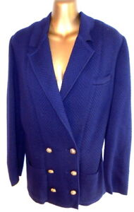 """Aquascutum Made in Switzerland for London  Bust 41"""" Pure wool jacket Retro (1389"""