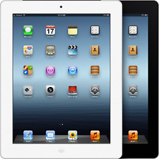 "Apple iPad 3 Tab 3rd Generation 16 32 64 GB WiFi 9.7"" Touchscreen Working Tablet"