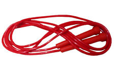 Muay Thai 10 Ft Plastic Skipping Rope Jump Rope Fitness Leisure Health  Red