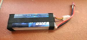 3S 5200mAh 50C 11,1 V RC LiPo Batterie Akku Accu Drohne RC Auto Modell neuwertig