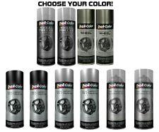 New Duplicolor Wheel And Rim Spray Paint Aerosol 11oz 2 Pack Choose Color