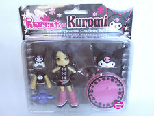 Pinky Street St P Chara Doll SANRIO Kuromi Figure Japan New