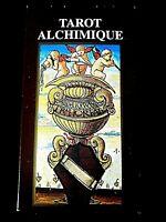 Tarot Alchimique Jeu Divinatoire Arcanes Majeures et Mineures Esotérisme