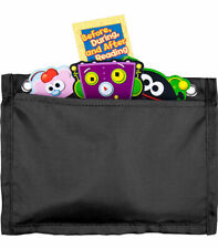 Magnetic Board Buddies: Black Pocket Chart Pocket Chart