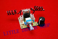 LM317 Linear Full-stage Voltage Regulator Board Fan Speed control /w Switch A231