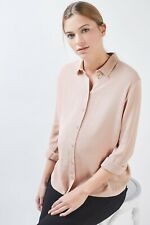 Topshop MATERNITY Top Tie Back Shirt size 8US