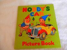 NODDY's CAR Picture Story Hardback book 1959