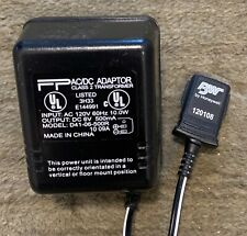 Honeywell Bw D41-06-500R / 120108 Ac/Dc Power Adapter For Gas Alert Monitors